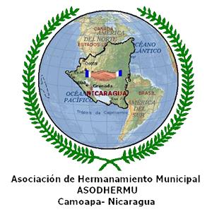 Asociación de hermanamiento municipal asodhermu Camoapa - nicaragua