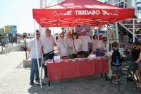 jornada solidaria de la Fundación Ramon Martí i Bonet en el tibidabo